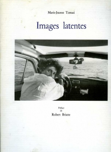 Tomasi Marie-Jeanne Images latentes - ISBN 290581070X.