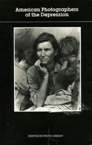 Farm Security Administration Photographs American photographers of the depression - ISBN 0394740866.
