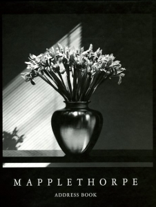 Mapplethorpe Robert adress book - ISBN 0394740866.