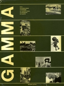 Collectif Gamma l'année 1980 - ISBN 2903410038.