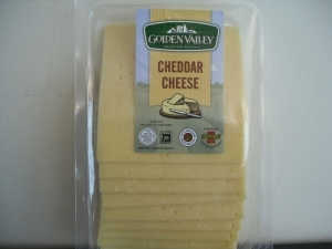 Cheddar GOLDEN VALLEY 180gr