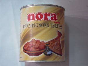 "Terfes, Truffes Marocaines ""NORA"" 850ml"