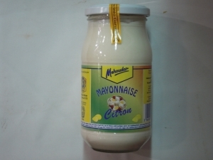 Mayonnaise au Citron MEHOUDAR 475ml