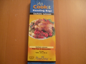"Sachets Cuisson ""COOK IT"" par 10"