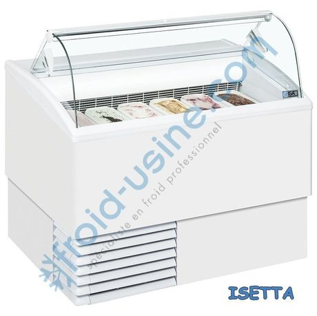 Vitrine vrac froid statique for Froid brasse ou froid statique