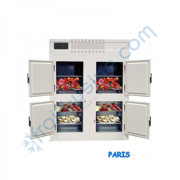 ARMOIRE DEMONTABLE - DOUBLE PATISSIERE