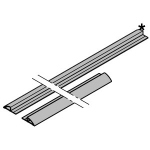HORMANN - SET RAIL DE SOL HST