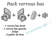 HORMANN - PACK VERROUS