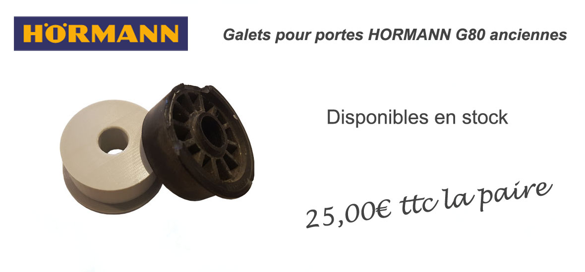 Pieces Detachees Portes De Garage Hormann Tubauto Ecostar La Toulousaine