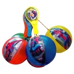 Tap-Ball SPIDERMAN de 22 cm