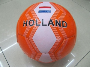 "Ballon football N°5 ""HOLLAND"""