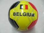 "Ballon football N°5 "" BELGIQUE"""