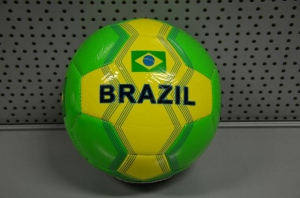 "Ballon football N°5 ""BRESIL"""
