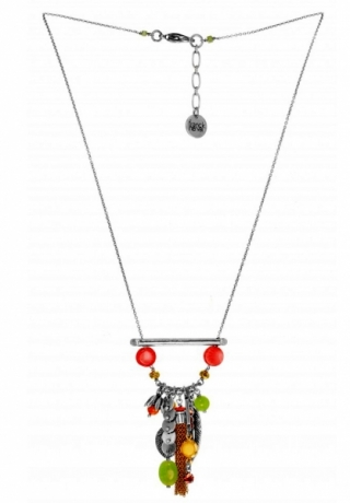 Collier Franck Herval Charlotte simple hiver 2017