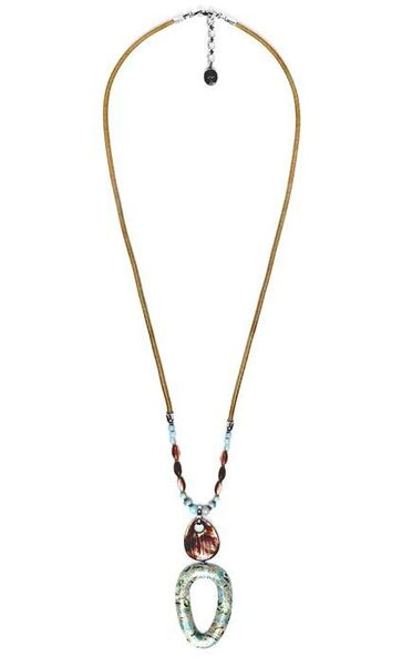 Collier Nature Camargue long  hiver 2020