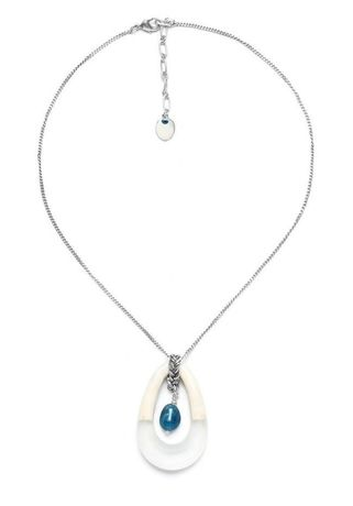 Collier Nature Inuit goutte hiver 2021