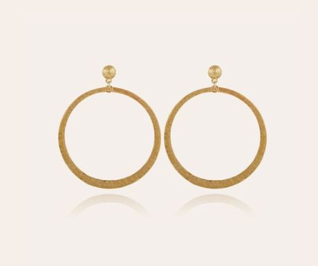 Boucles d'oreilles Gas Mimi pm or