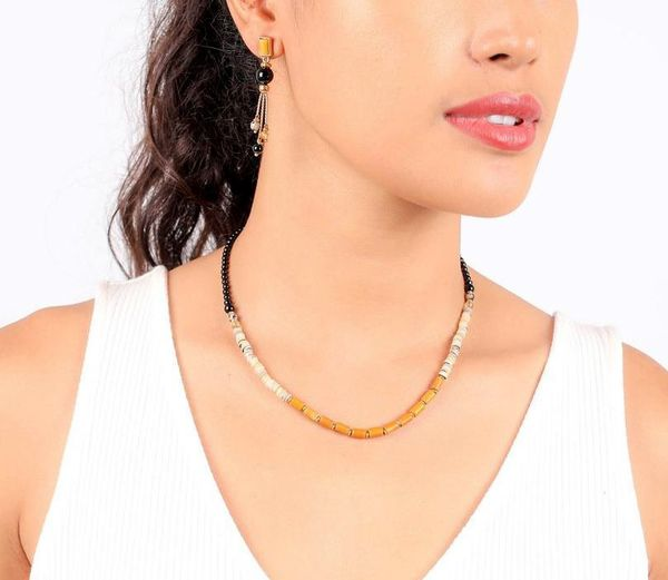 Collier Nature Bengali simple hiver 2021
