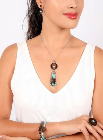 Collier Nature Maracaibo pampilles hiver 2021