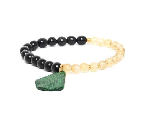 Bracelet Nature Wild leaves Duo hiver 2021