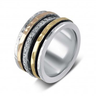 Bague tube thema creation