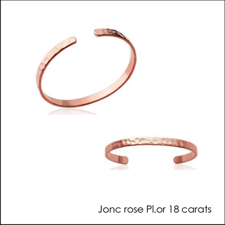 Jonc  P.or rose - 40 %