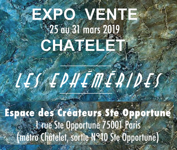 EXPO CHATELET