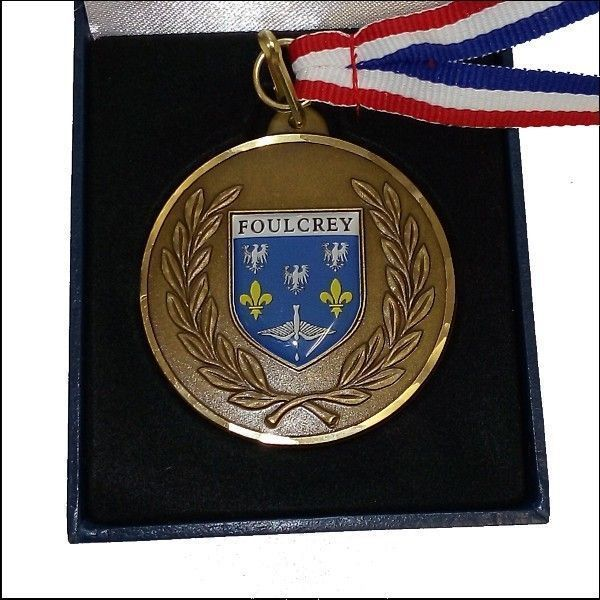 Médaille FOULCREY