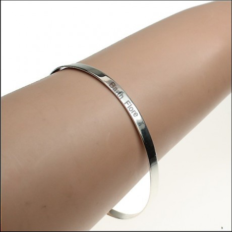 Jonc ruban bangle