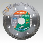 Disque diamant 125 mm alésage 22,23 mm SUPER GRES XT EVO Norton Clipper