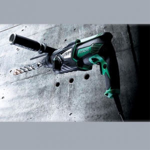 Perforateur burineur HITACHI 28mm SDS-Plus 850W 3.4Joules