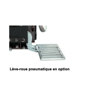 Machine demonnte-pneu automatique avec colonne basculante Werther Titanium 200