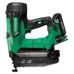 Cloueur de finition 18 V HITACHI  3.0 Ah Li-ion