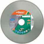 Disque diamant PRO CERAMIC Glass Ø250 x 25,4 mm NORTON CLIPPER