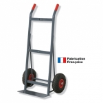 Diable roues gonflabes 250 kg