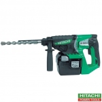 Perforateur burineur HITACHI 36 V - 2,6 Ah Li-ion multi-fonction