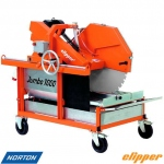 Scie de chantier NORTON CLIPPER JUMBO 1000 100-3 400V