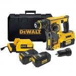 Perforateur SDS-Plus à batterie 36V Li-ion 4Ah 600W DEWALT DCH364M2