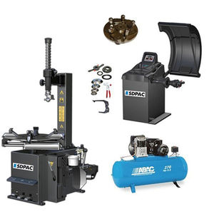 kit sp cial garage automobile machine pneus quilibreuse et compresseur. Black Bedroom Furniture Sets. Home Design Ideas
