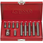 "Coffret d'embouts de vissages XZN® 1/2"" A 10 mm M5 à M12 kstools"