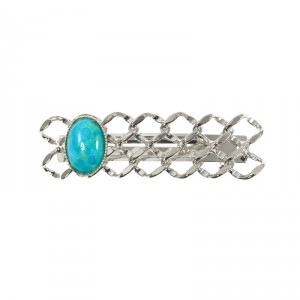 Hair Clip Gourmette PM P - Online only