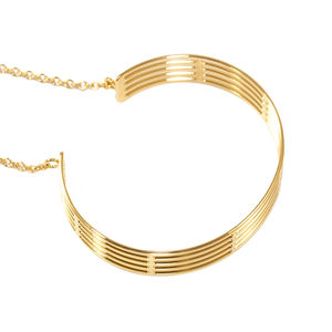 Lignes Long Necklace