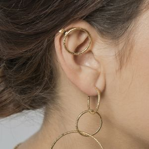 Earcuff Diamantée - Oline only