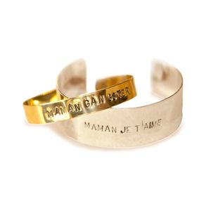Message MM Bracelet