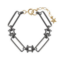 Bracelet Baroque Black