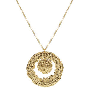Necklace Anneau M 233 Daille Tweed