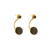 Pastille H Earrings