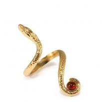 Serpent P Ring