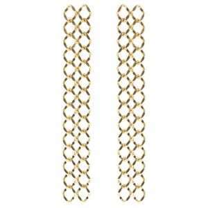 Gourmette GM Earrings