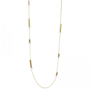 Perles BB Long Necklace